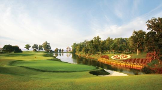 Kingsmill Golf Package